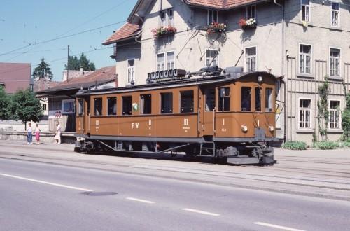 Frauenfeld Wil Bahn Frauenfeld Stadt