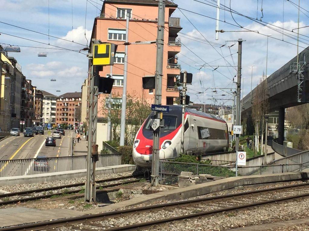 Euro City ETR 610