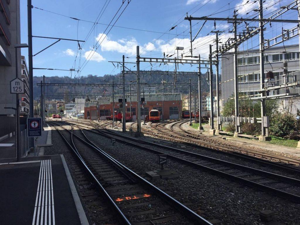 Depot Zürich Gieshübel