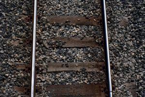Gleis Bahnbau