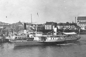 schiff Romanshorn