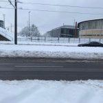 Schnee Hallenstadion