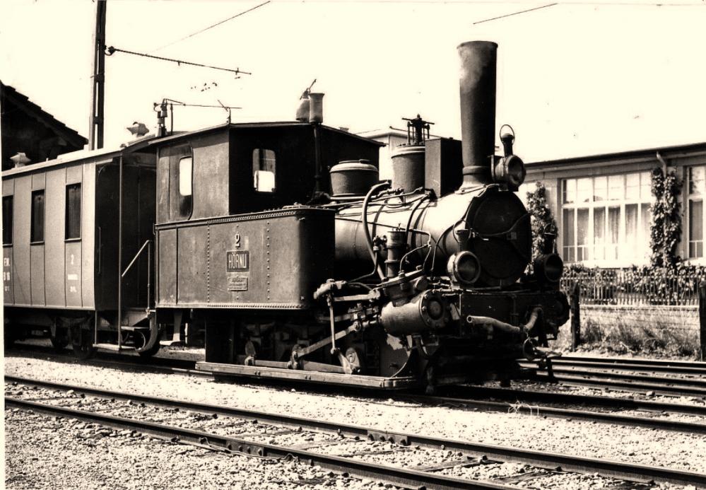 Betriebseröfnung Frauenfeld Wil Bahn